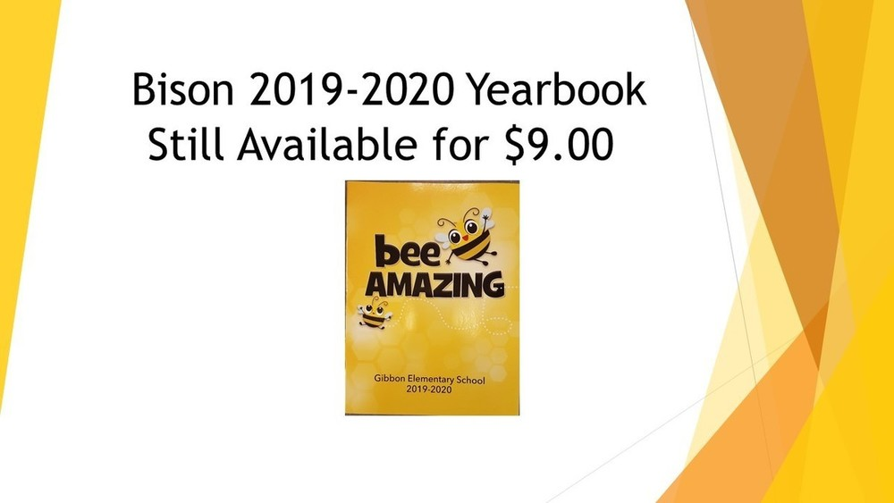 Bison 2019-2020 Yearbook Available