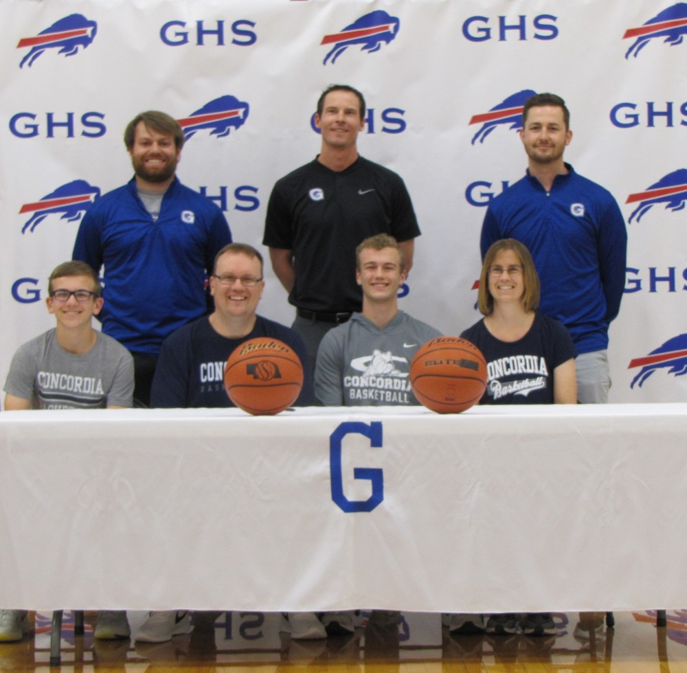 Weismann Signs With Concordia University